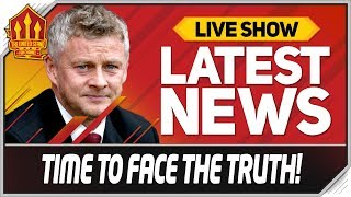 Solskjaer Excuses Must Stop! Man Utd News