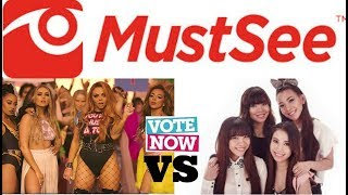 LITTLE MIX VS 4TH IMPACT! WHO'S SANG POWER BETTER? LET'S VOTE!