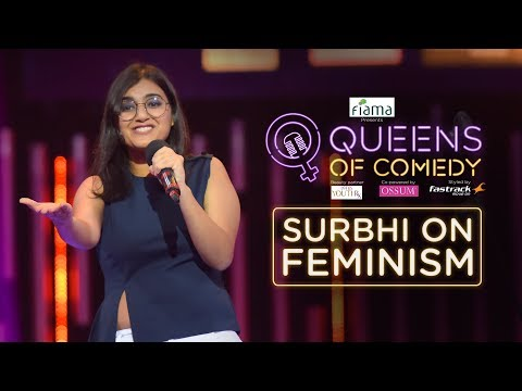 Surbhi on India, Feminism and Gymming | Queens of Comedy