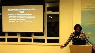 Fábio Santos - A javascript to c++ transpiler!