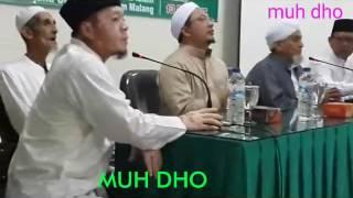HABIB ABU BAKAR ADENI AL MASYHUR - MANHAJ AHLUSUNNAH WALJAMA'AH PROBLEMATIKA & TANTANGANNYA KINI
