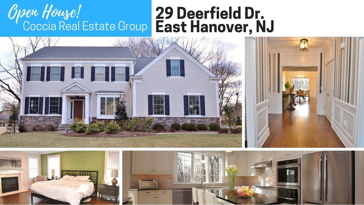 29 Deerfield Drive | Homes for Sale | Florham Park, NJ | Call Chris Coccia @ 201-424-0095