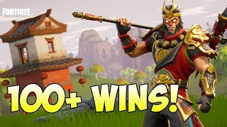 Fortnite: Road to 200 Wins [121/200] GRINDING Season 3 BATTLE PASS!