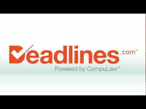 Deadlines.com