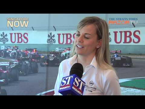 F1 women drivers