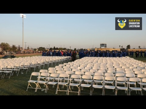 Moreno Valley High School Graduation
