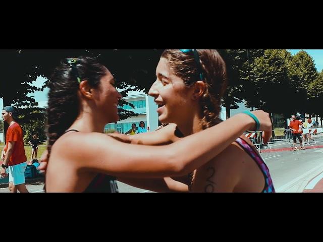 13° Triathlon Campus & 21° Duathlon Francigeno un assaggio del film
