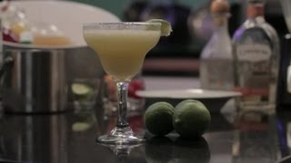How To Make A Slushy Margarita : Specialty Beverage Creations
