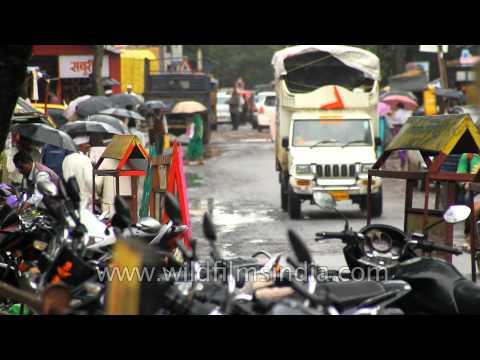 Panchgani Market