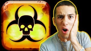 Infection 2 Bio War Simulation - SPORTZCAWK INFECTION! - (iPod/iPhone Gameplay)