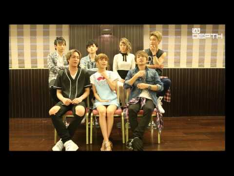 AAA Asia Tour in Hong Kong 2015 Interview ENG SUB (AAA 訪問 中字)