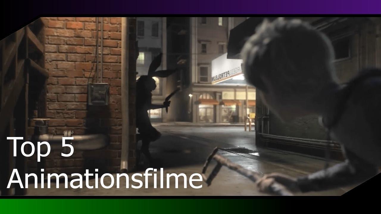 Top Animationsfilme