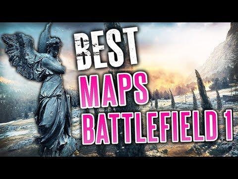 Battlefield 1's Best Maps