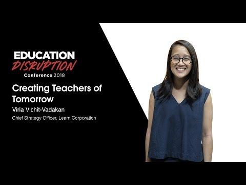 Creating Teacher of Tomorrow
