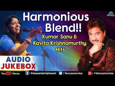 Harmonious Blend !! - Kumar Sanu & Kavita Krishnamurthy Hits | 90's Bollywood Romantic Songs