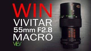 win vivitar 55mm f2 8 macro lens   vlfv december giveaway