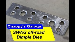 SWAG off-road dimple die set