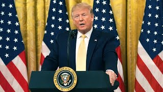 How Bad Is President Trump's Germaphobia?