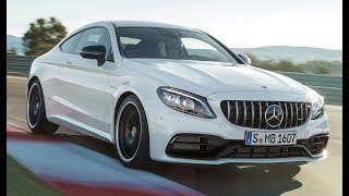 2019 Mercedes AMG C63 S Coupe 510 hp - The Monster!!!