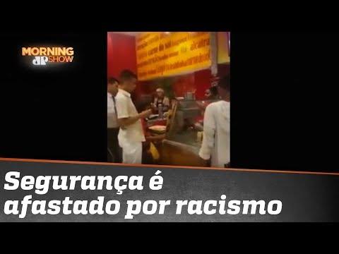 Por Racismo, Segurança é Afastado De Shopping