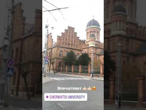 черновцы фото университет