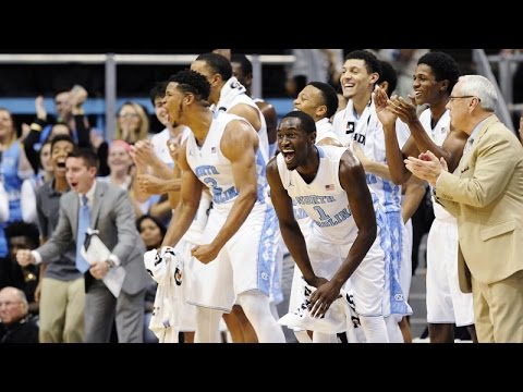 UNC Men's Basketball: Heels Dominate Davidson, 98-65