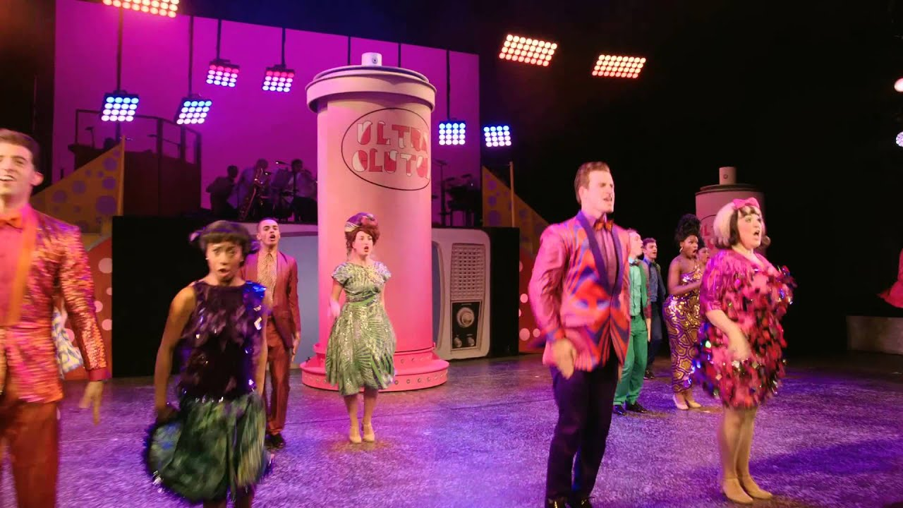 Hairspray the Musical - UK Tour - ATG Tickets - YouTube