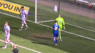Match Highlights: Milton Keynes Dons 1 Brentford 4