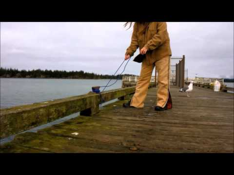 Crabbing Winchester Bay Oregon