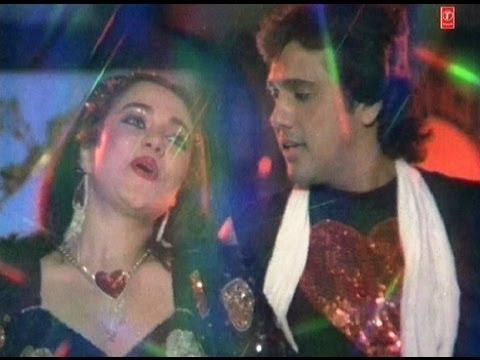 Raat Andheri Akeli Jawani Full Song | Jungbaaz | Govinda, Mandakini