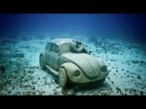 ► Le musée aquatique de Jason deCaires Taylor (photos)