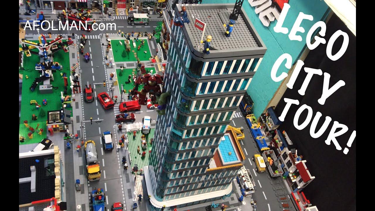 Lego City Tour Jangbricks