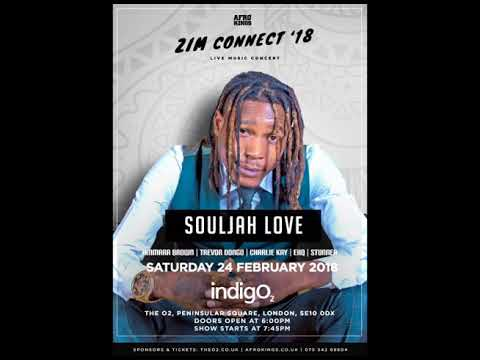 #ZIMCONNECT18 SOUL JAH LOVE OFFICIAL MIX by Dj PRINCIPAL