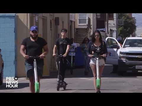 Where the rubber hits the road when it comes to electric scooters Mp3