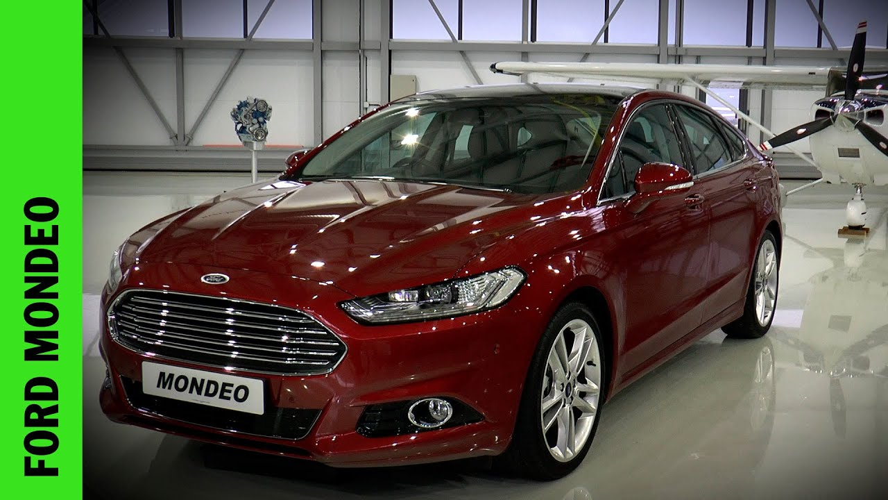 new ford mondeo review youtube. Black Bedroom Furniture Sets. Home Design Ideas