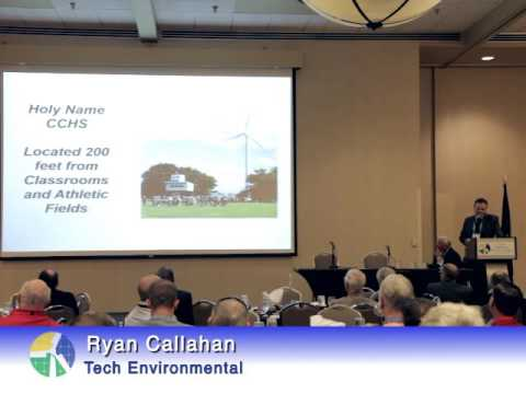 Nebraska Wind and Solar Conference 2016 - Wind Turbine Sound