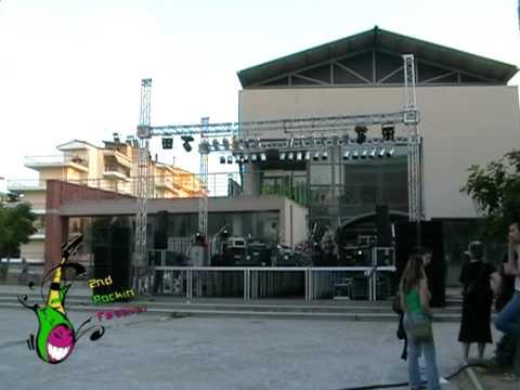 INTRO 2nd ROCKIN FESTIVAL - GREVENA
