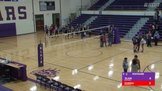 BSDN Live - Blair vs Norris - Volleyball - 2018