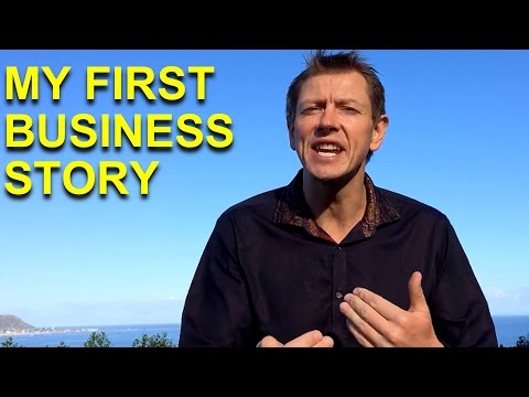 How I Started My First Business With No Money