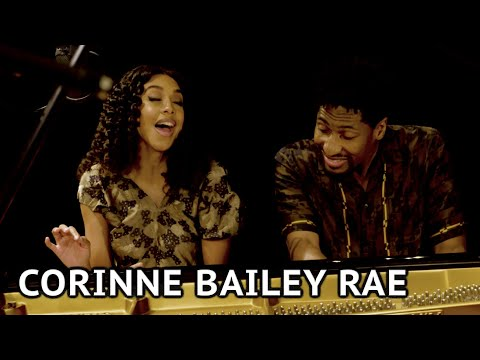 """Someday We'll All Be Free"" : Corinne Bailey Rae x Jon Batiste : UNREHEARSED"