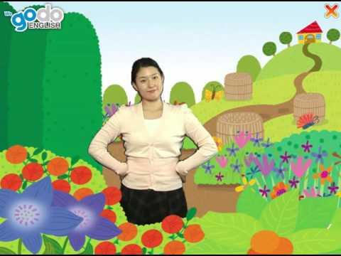 round and round the garden | godo Song