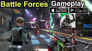 Battle Forces - FPS Online Game Android Gameplay
