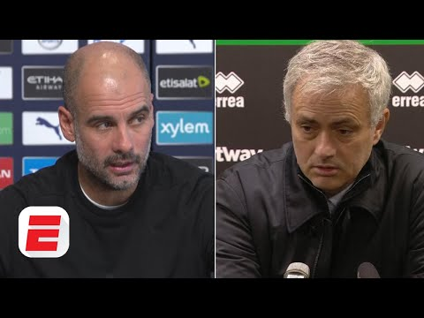 Carlo Ancelotti, Pep Guardiola and Jose Mourinho talk New Year's Day matches | Premier League
