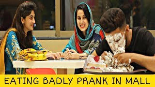 Eating Badly Prank | Prank In Pakistan