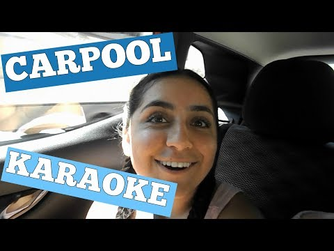 CARPOOL KARAOKE | TRAFFIC JAMS