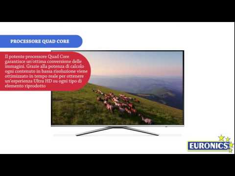 Samsung   Smart TV LED 4K UHD HDR   55KU6400