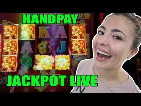 JACKPOT HANDPAY! $26 BET on Dancing Drums Slot Machine! - 동영상