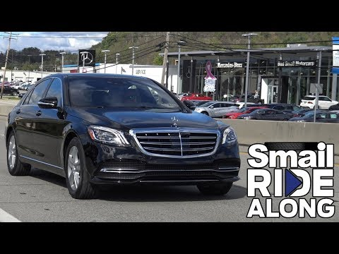New 2018 Mercedes-Benz S-Class S 450 - Review and Test Drive - Smail Ride Along
