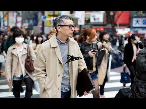 J.Crew Hello World: Tokyo