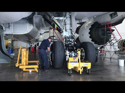 Wheels Up: Everything You Never Thought You Wanted to Know About Aircraft Tires